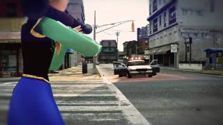 Anna From Frozen Has Arrived In GTA