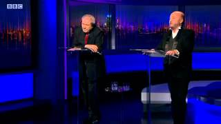 Newsnight Scotland Jim Sillars Vs. George Galloway 24/03/2014 Scottish Independence Debate