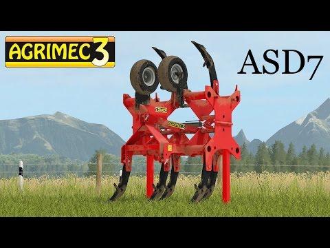 Agrimec3 ASD7 Ripper v1.2.0.0