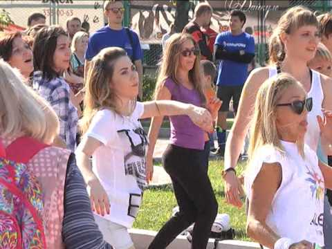 В Самаре прошел первый фестиваль фитнеса