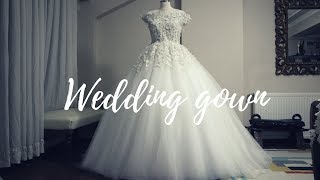 Video MAKING A WEDDING GOWN | BALL GOWN download in MP3, 3GP, MP4, WEBM, AVI, FLV January 2017