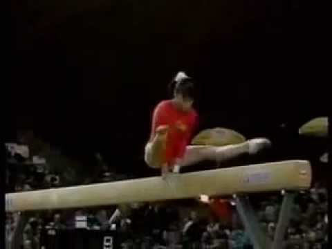 Yang Bo (CHN) 1990 World Cup BB
