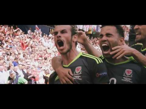 Euro 2016 Montage - Magic In The Air (видео)