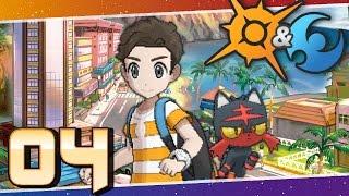 Pokémon Sun and Moon - Episode 4   Hau'Oli City! by Munching Orange