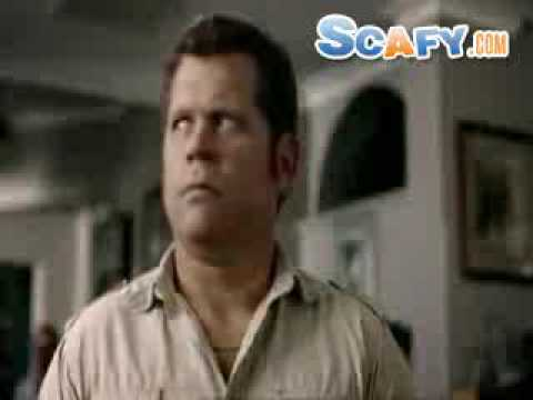 Funny commercials Woman Whisperer Ad - full length Scafy dot com