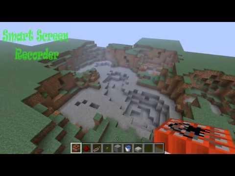 Minecraft ' ta tnt ile füze yapımı  Minecraft videolar bölüm 4
