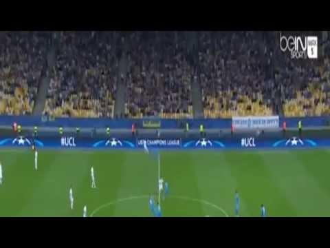 Dynamo Kiev vs Napoli 1-2 All Goals and Highlights (видео)