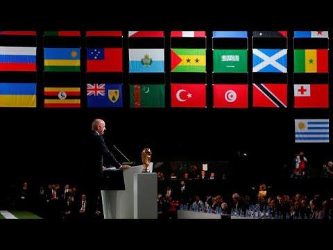 Fußball: USA, Mexiko und Kanada zum WM-Gastgeber 2026 ...