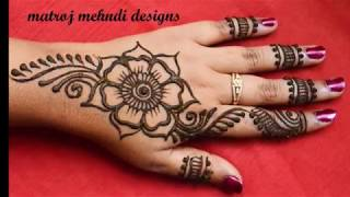 hello all,here is a video on Eid special mehndi designs imageshttps://www.instagram.com/divya080/subscribe for more videos:https://www.youtube.com/channel/UCECgulN13NACgO49LRXeQpAfacebook : https://www.facebook.com/Matroj-Mehndi-Designs-284372255239829/