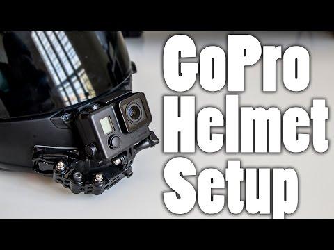 Helmet Setup Motorcycle Helmet Setup