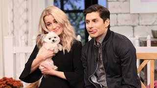 Ben and Kellie Meet Norbert the Therapy Dog! - Pickler & Ben
