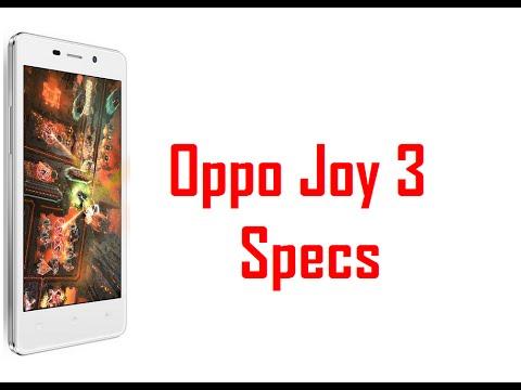 Oppo Joy 3 Specs & Features