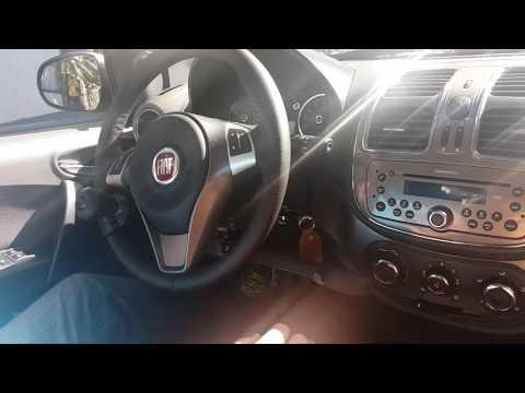 Siena 2017 adaptado com freio manual + pomo de volante e prolongador de pedal do acelerador.