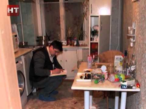 Пресс-служба регионального управления Следственного комитета сообщила о раскрытии двойного убийства, совершенного в Великом Новгороде на прошлой неделе
