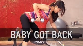 How to Lose Back Fat - YouTube