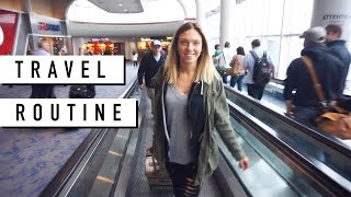 Travel Routine //Airplane Essentials: Carry On, Makeup + Outfit full download video download mp3 download music download