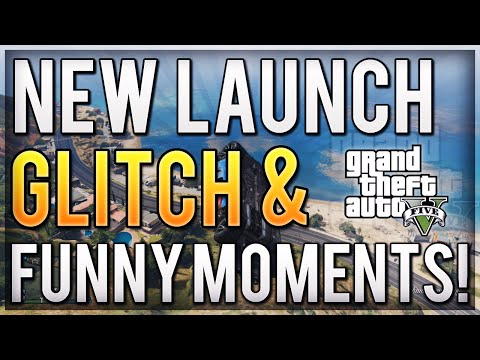 door - A GTA 5 Online Vehicle/Character Launch Glitch using a new door method along with some funny moments with friends using the glitch! If you enjoyed please drop off a like and comment, thanks!...