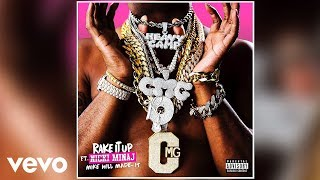 Yo Gotti, Mike WiLL Made-It - Rake It Up (Official Audio) ft. Nicki Minaj