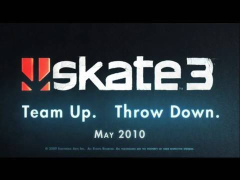Electronic Arts – Skate 3 – Official Trailer