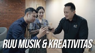Video RUU JANGAN MEMBATASI KREATIVITAS | BEKRAF MP3, 3GP, MP4, WEBM, AVI, FLV Februari 2019
