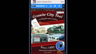 Granite City Tool Updates YouTube video