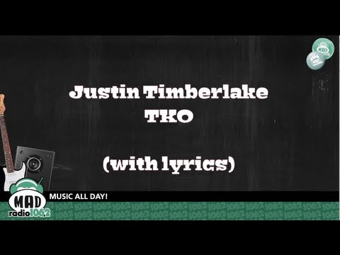 Justin Timberlake – TKO (new song with lyrics)