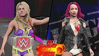 After Sasha Banks won the gauntlet match on Raw, she's now the number one contender for the Raw Women's Championship and will face Alexa Bliss at WWE Great Balls of Fire 2017!If you guys appreciate all the hours and hard work I put into these videos, you have the option to donate to me to support me even more! Donate Link: https://streampro.io/tip/jules1451Show some love by leaving a like, sharing and subscribing for more awesome videos like these!OUTRO MUSIC: Undertaker's Rollin Theme Cover by JAYDEGARROWJAYDEGARROW's YouTube: https://www.youtube.com/channel/UCit4zHRRYaU5Og8ZHqvA7jQFOLLOW ME HERE:Facebook: https://www.facebook.com/julian.rosado.14Twitter: https://twitter.com/Jules1451Instagram: https://www.instagram.com/jules1451/Snapchat: @Jules1451Want to see more WWE 2K16 & WWE 2K17 Content? Visit this link for more! http://www.thesmackdownhotel.com