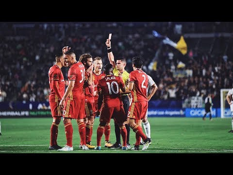 Video: Video Review: Real Salt Lakes's Marcelo Silva gets red card vs LA Galaxy