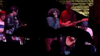 2014 I Just Want to Love- Janis Coco Thompson Fabiano Gwada Blues 6e Festival Nuits Blues Laurentide