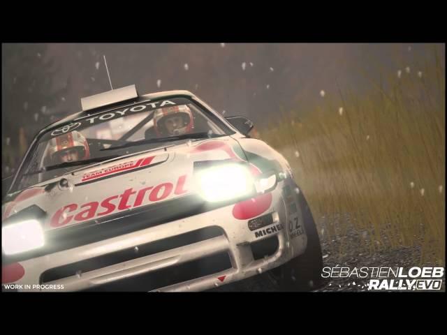 Видео к игре Sébastien Loeb Rally EVO