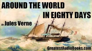AROUND THE WORLD IN EIGHTY DAYS - Audiobook
