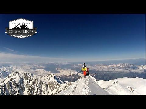 CHAM LINES S2EP6 - Le MontBlanc