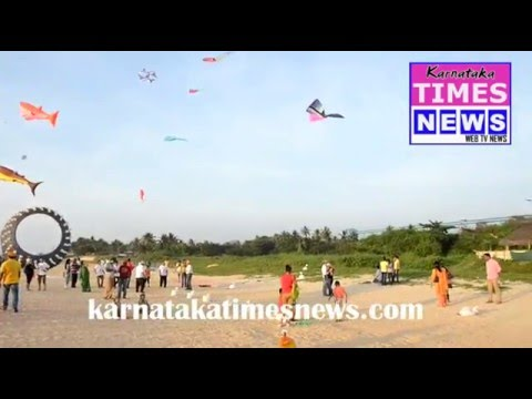 International Kite Festival takes off in Mangaluru