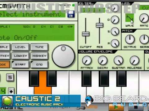 Video of BASSFX Free Caustic pack