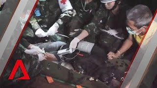 Video How the Thai cave rescue was pulled off at Tham Luang cave complex MP3, 3GP, MP4, WEBM, AVI, FLV Juli 2018