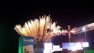 Fuegos Artificiales Pinamar Desfile