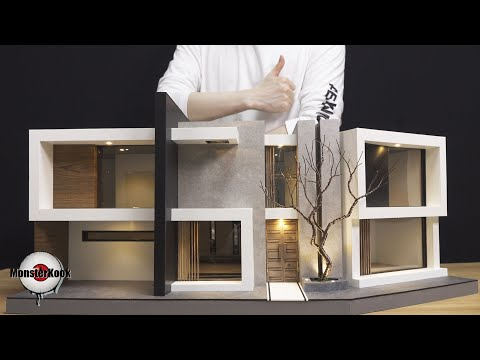 The Smallest House in the World Built by an Architect.