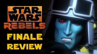 Video Star Wars Rebels Season 3 Finale - Zero Hour Episode Review MP3, 3GP, MP4, WEBM, AVI, FLV Januari 2018