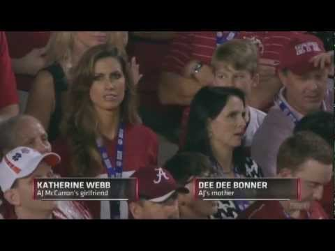 ESPN Apologizes for Musburger's Comments About McCarron's Girlfriend