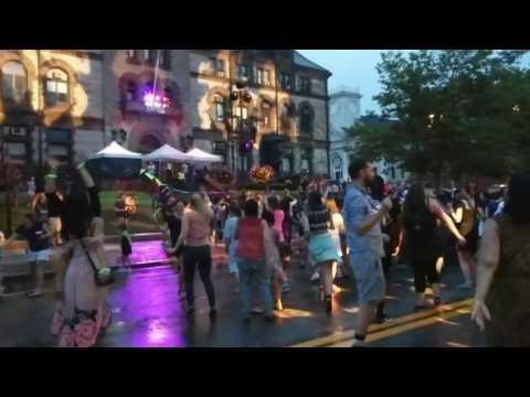 2017-06-30, City Dance Party, Cambridge, MA.  Part 1