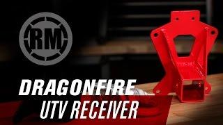 4. Dragonfire Racing UTV Receiver Hitch