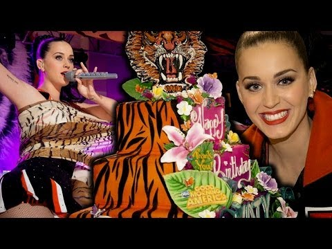 Katy Perry Good Morning America Performance On Her Birthday!