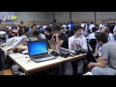 Perto de seis centenas de estudantes participaram na «RoboParty'2015» em Guimarães