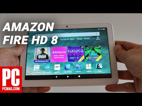 Amazon Fire HD 8 (2020) Review