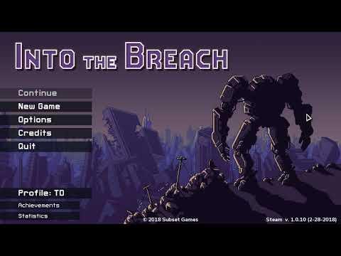 Играем в Into the Breach