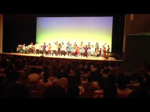 西大寺中学校 文化祭
