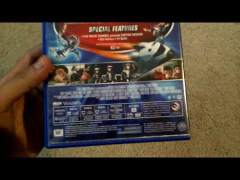 Space Chimps 2008 DVD Unboxing
