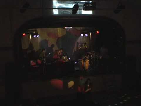 Brakka Soundsystem live march 09