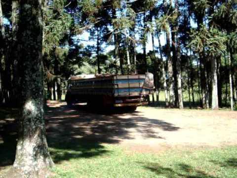 1113 indo buscar semente e adubo. By Tiago Tamiozzo, Nova Ramada-RS 2009