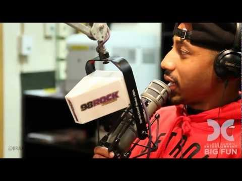 Brandon T Jackson - On the Road: Baltimore & San Diego Ep2